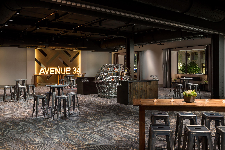 Avenue34 is Boston Park Plaza's newest event venue for