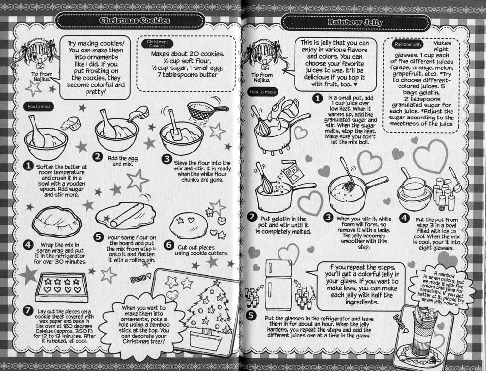 Kitchen Princess Recipe Recipes Food Drawing How To Make Ornaments
