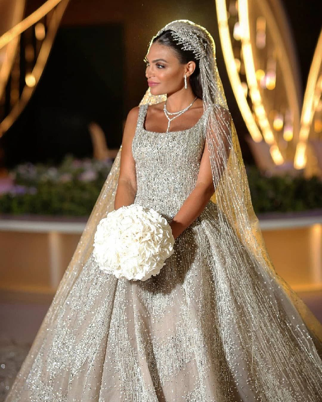 Lebanese Weddings On Instagram Wedding Dress Dreams Do Come True Catch More Of Her Magical N Wedding Dresses Beautiful Bridal Dresses Ball Gowns Wedding