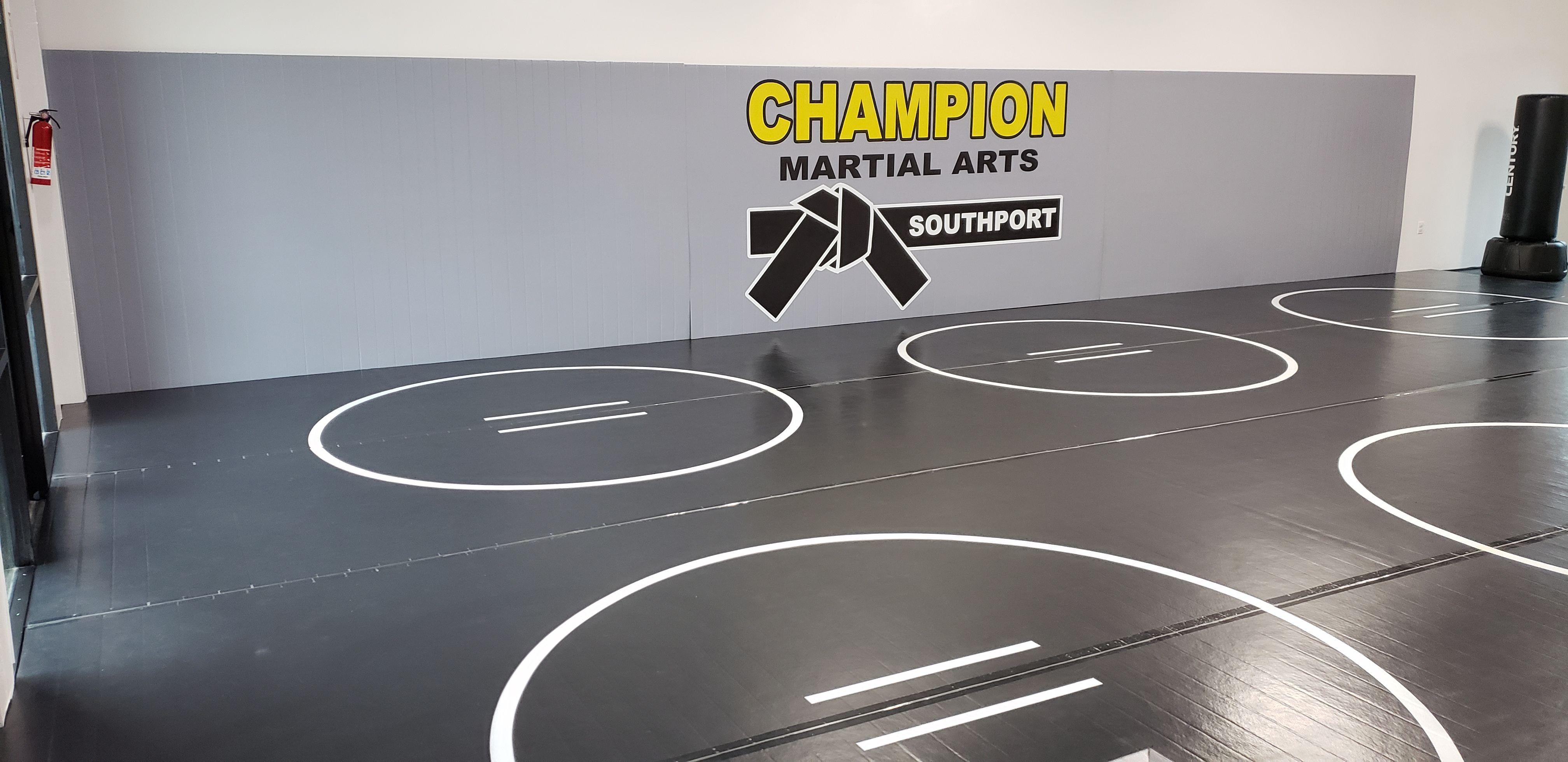 Martial Arts Academy Gym Design Gym Design Jiu Jitsu Gym Martial Arts Mats