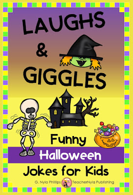 Halloween Jokes for Kids Clean and Funny Halloween