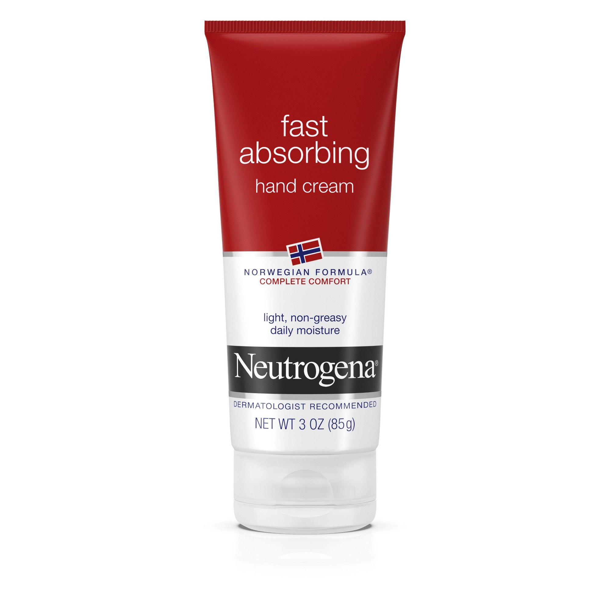 Neutrogena Norwegian Formula Fast Absorbing Hand Cream 3oz