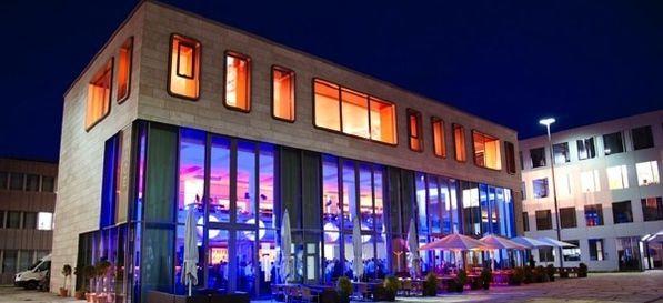 Schön Location Mace Restaurant Und Konferenz München #muenchen #location #party  #hochzeit #weihnachtsfeier