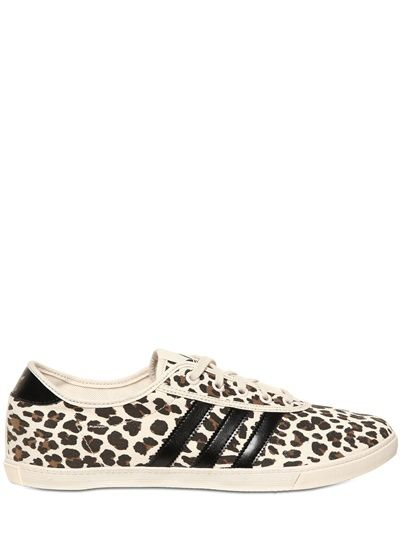 f2843929d Leopard print canvas..i would so wear these tennis shoes.tt