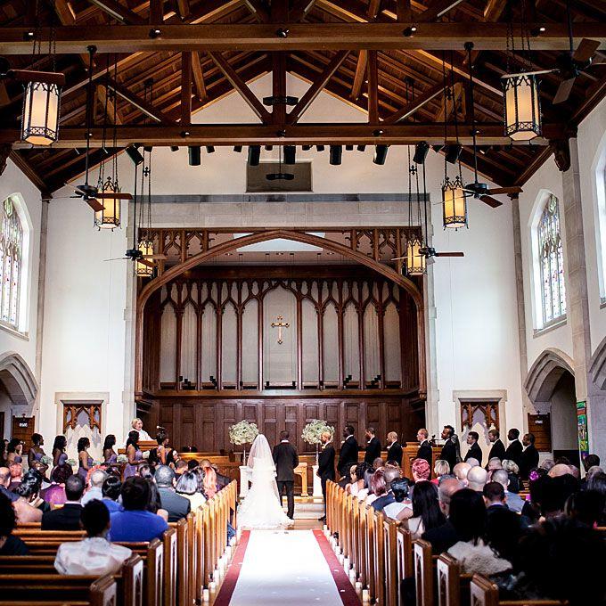 Church Wedding Ceremony, Washington Dc