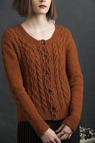 Ravelry: Willa pattern by Jennifer Wood