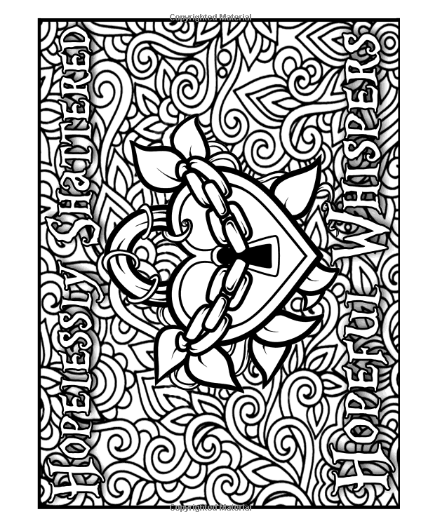 Badass Coloring Pages for Adults Free - Printable Coloring