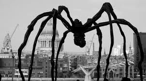 louise bourgeois - giant spider