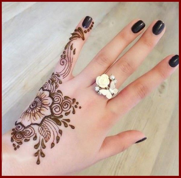 simple henna designs for hands for beginners hennas