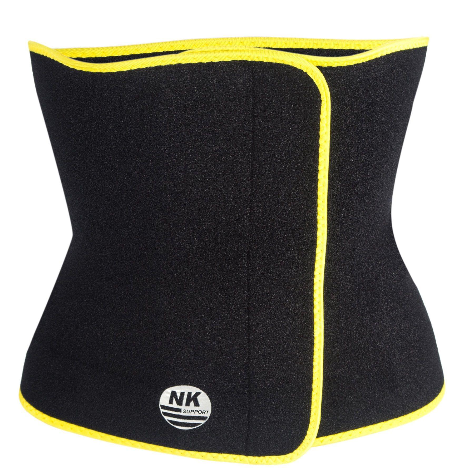 2aad95768 Women s Body Shaper Corset Hot Thermo Sweat Waist Trainer Cincher Tummy  Control Slimming Belt Weight Loss Gym Shapewear Girdle Sweat