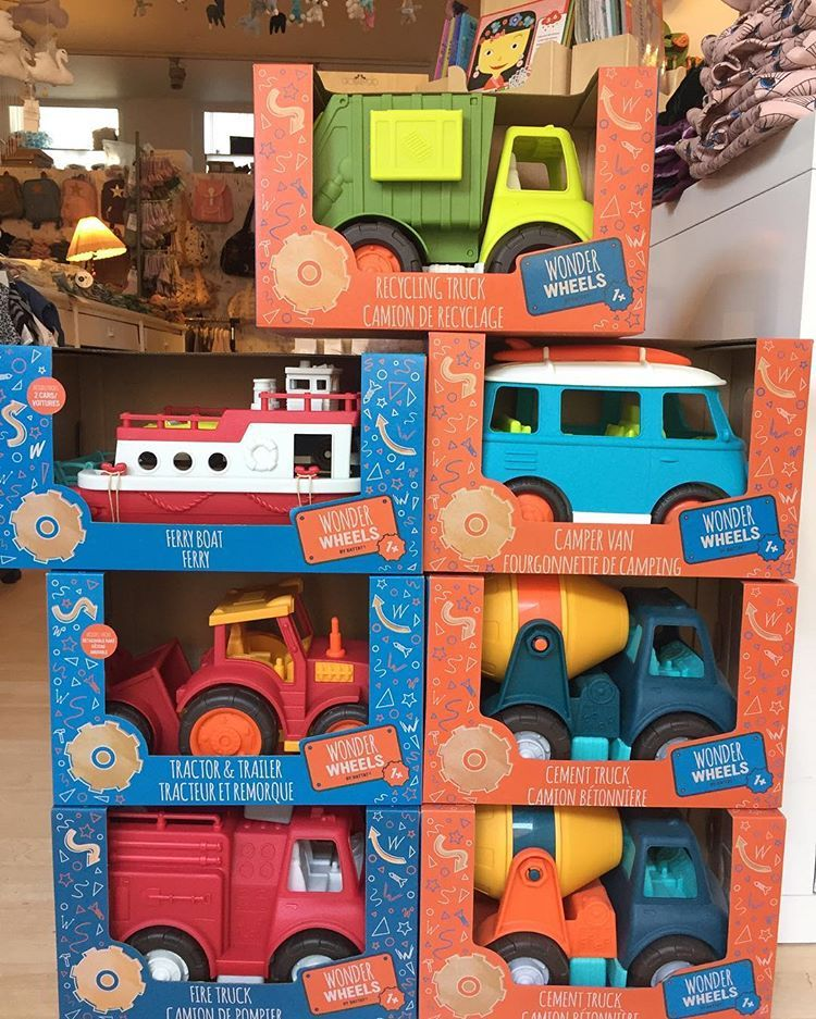Pin Pa Sustainable Toys