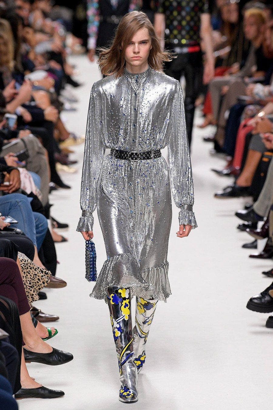 Paco Rabanne Spring 2020 Ready To Wear Fashion Show