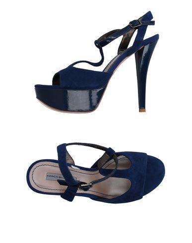 #Tosca blu shoes sandali donna Blu scuro  ad Euro 58.00 in #Tosca blu shoes #Donna calzature sandali