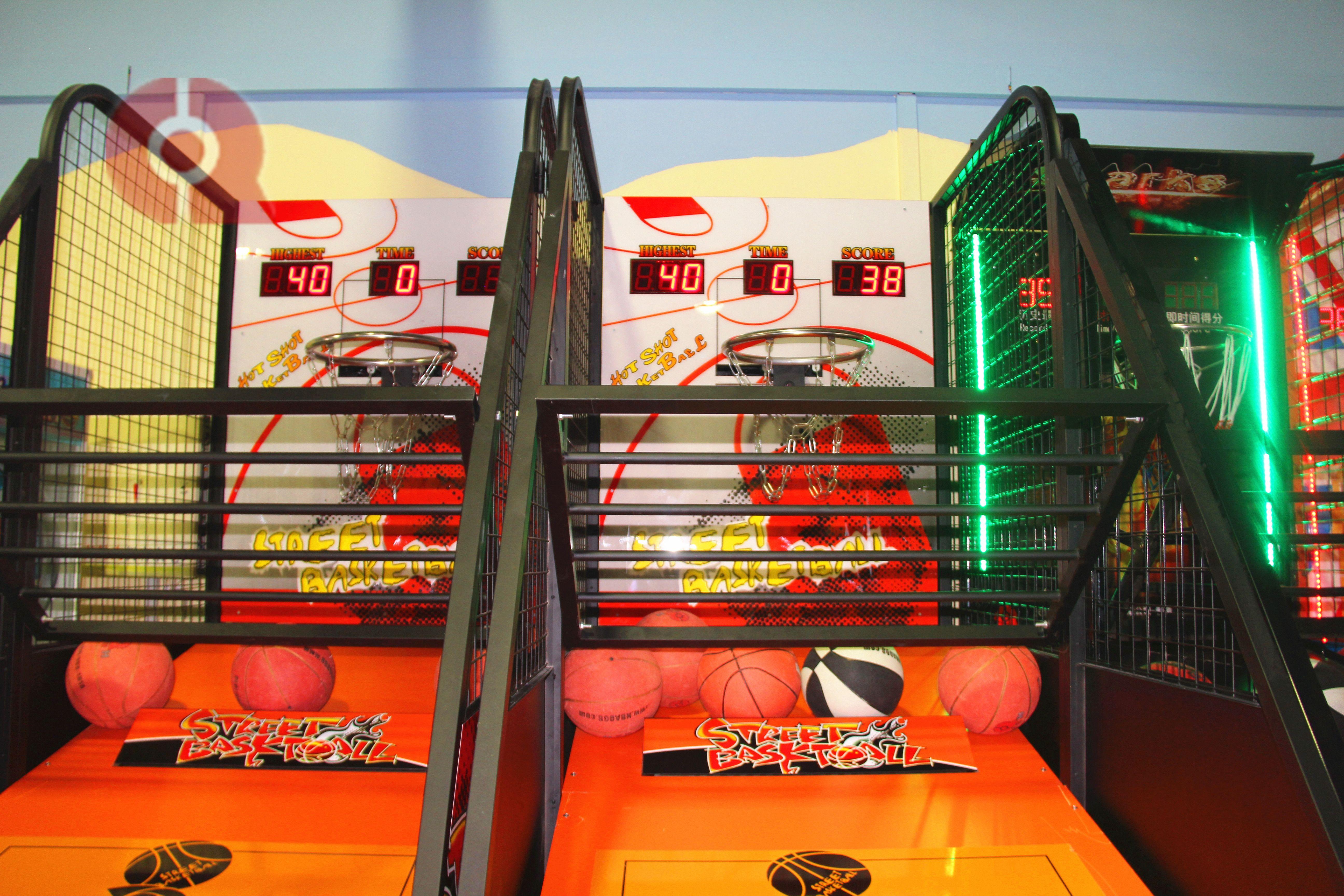 35++ Home arcade games basketball info