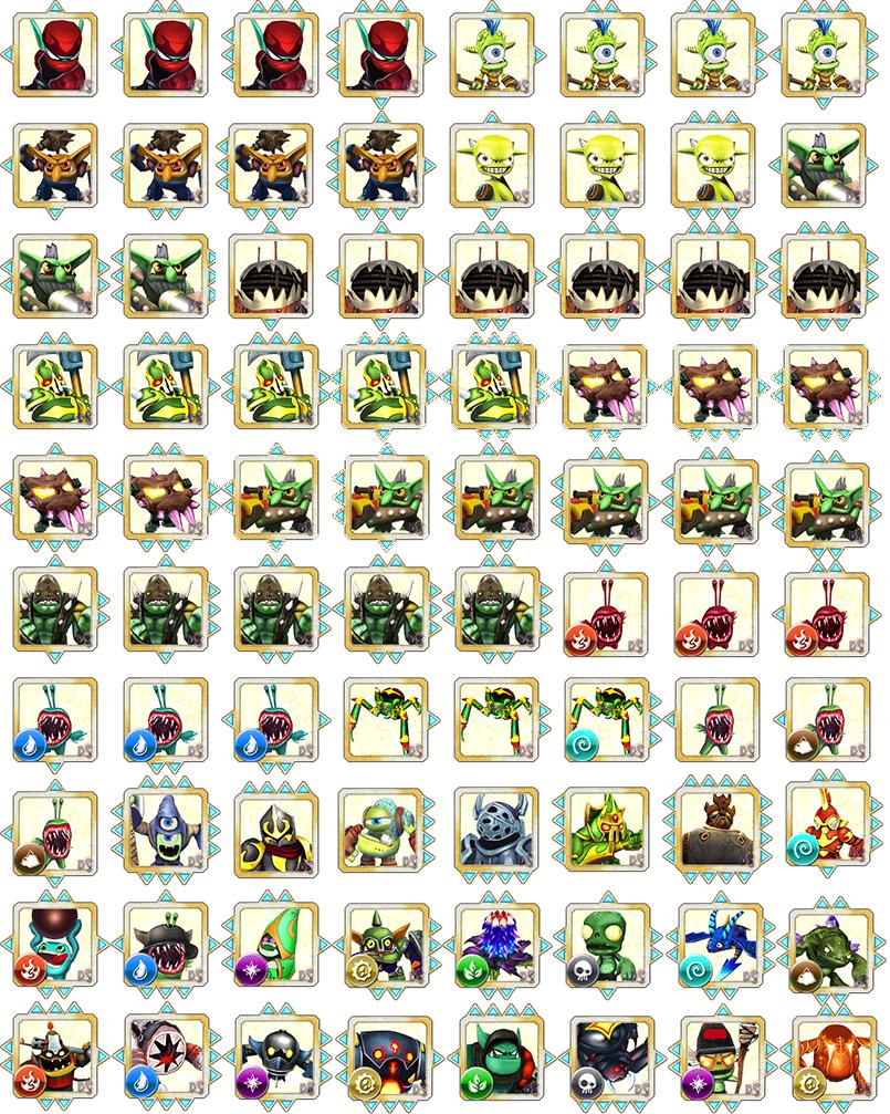 Skystones.png 805×1,007 pixels Skylanders birthday party