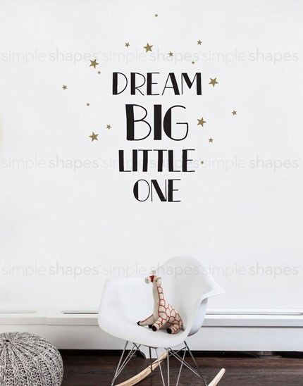 Big Dreams Little One   Cute Inspirational Baby Quote Wall Art! Quotes |  Motherhood Quotes | Maternity Quotes | Pregnancy Quotes | Inspirational  Motherhood ...