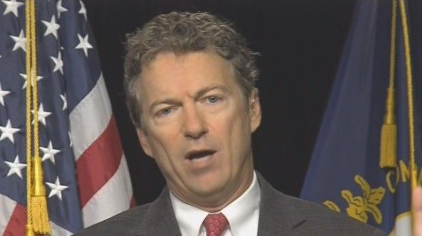 Rand Paul Wants To Gunfight his Plagiarism Accusers