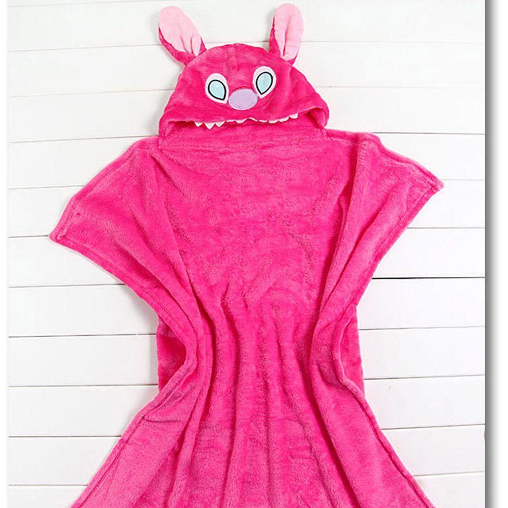 Baby Towel With Hood New Design Animal Bathrobe Infant Cloth Wrap Cloak Cartoon Baby Hooded Towels Newborn Blankets T0023
