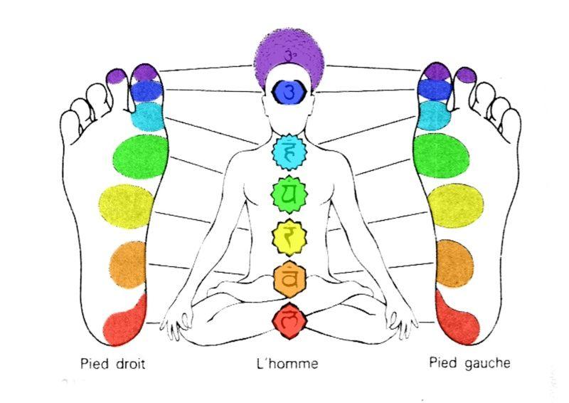 Préférence Définition et description des Chakras | Chakras, Chakra and Yoga ZB27