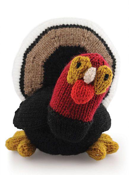 Free Knitting Patternturkey Plushie Pinterest Knitting Patterns