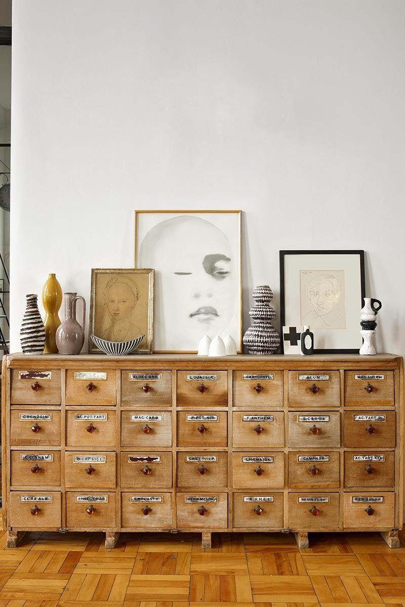 Ikea Hack Deze Apothekerskast Met Vintage Look Maak Je