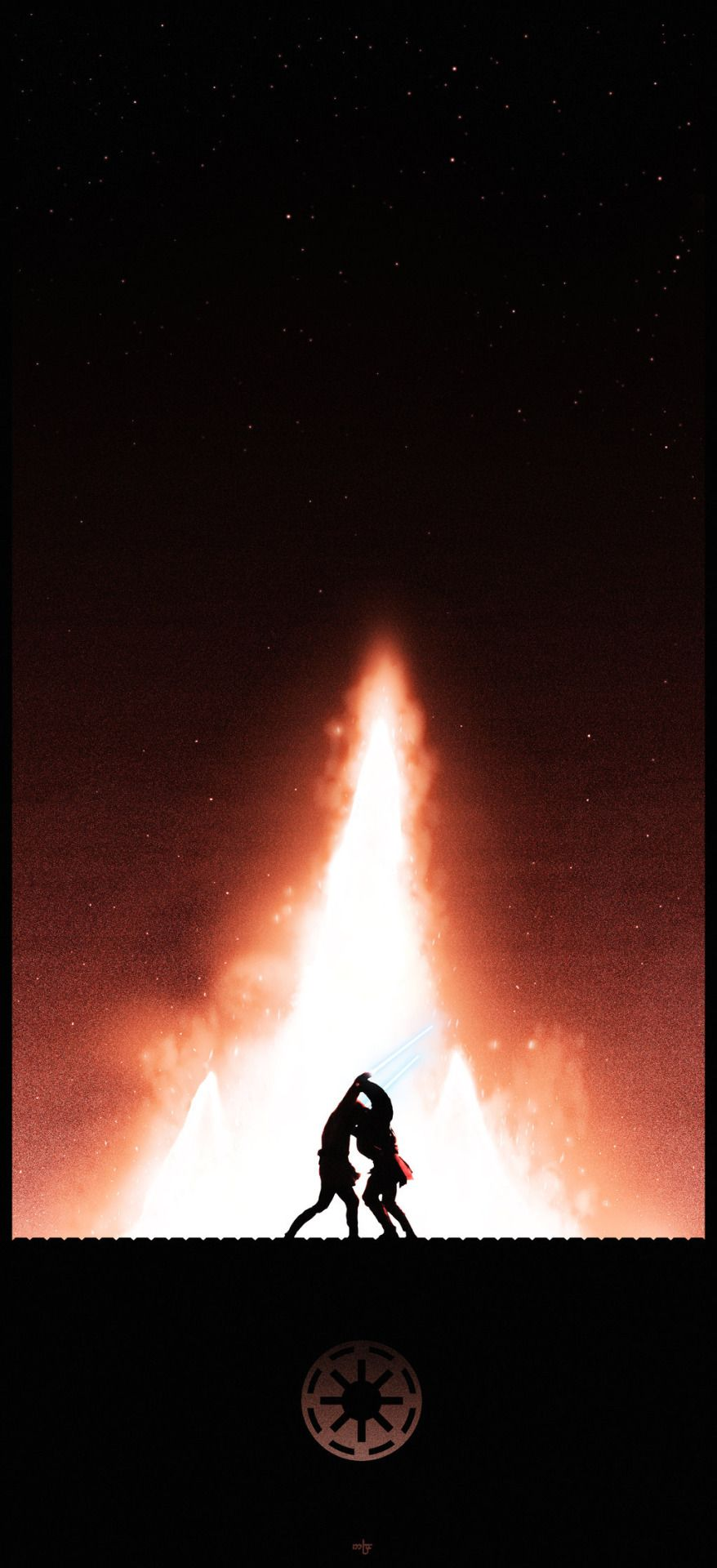 Manof2moro Star Wars Anakin Star Wars Poster Star Wars Poster Art