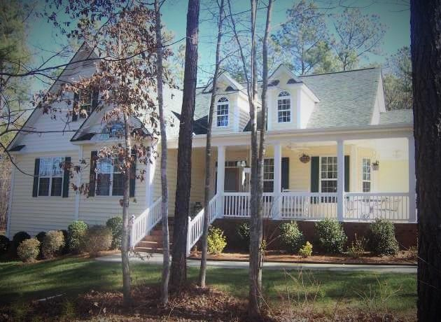 40 Woodcroft Dr Youngsville Nc 288 000 Listing Agent Lindsay Taylor House Styles Sale House Mansions