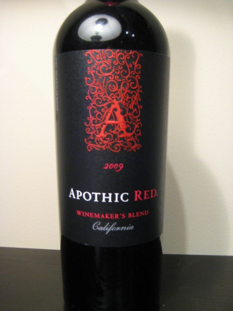 Apothic Red Winemaker S Blend This Wine Is Popping Up Everywhere Local Supermarket Trader Joe S Even Cvs After A Little Taste At Winemaking Red Wines