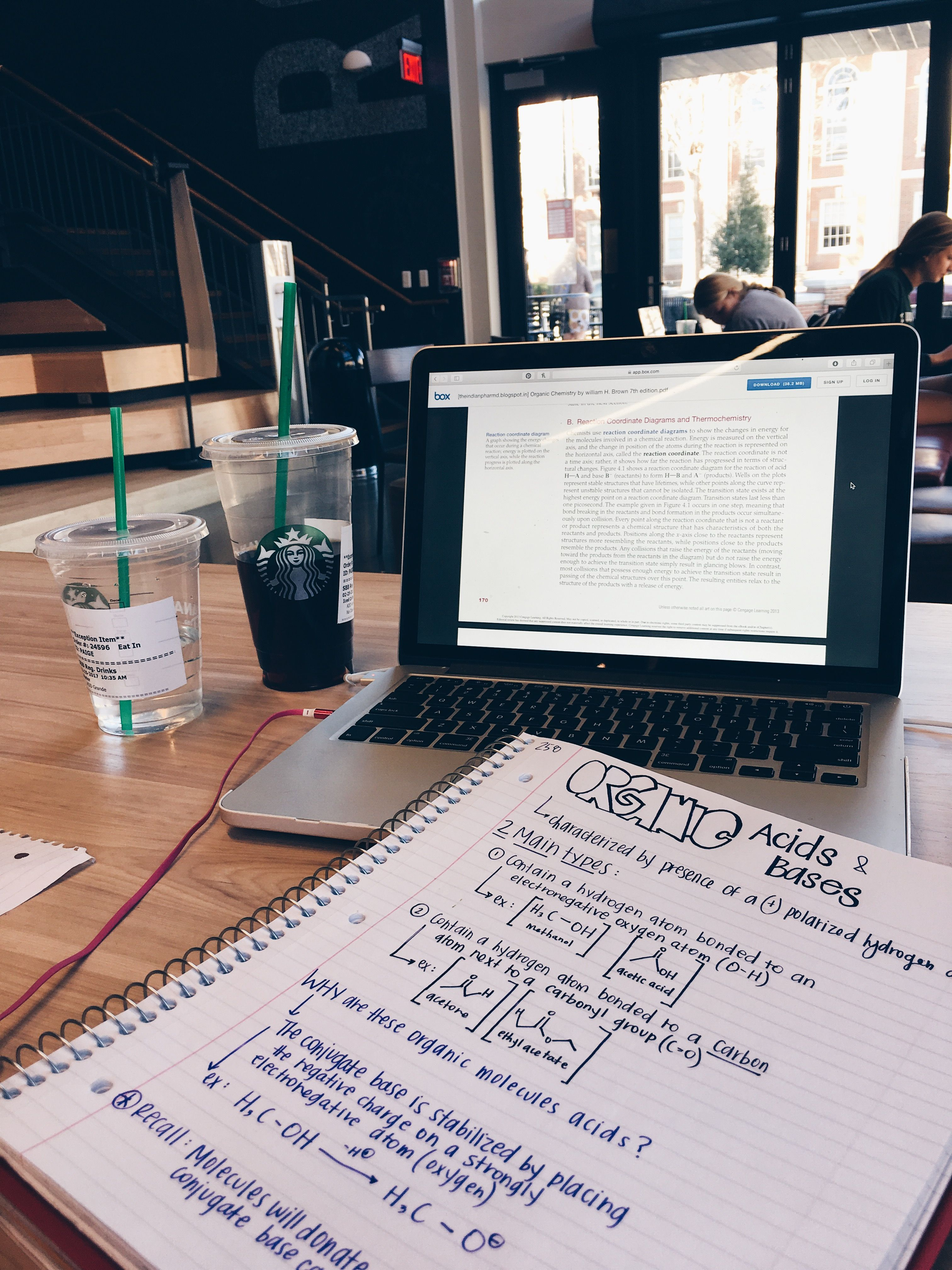 Desk Inspiration Student Ideas