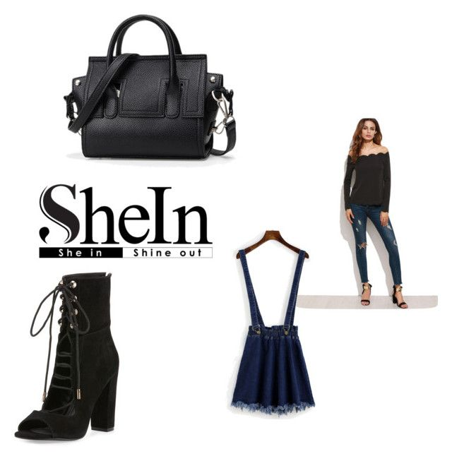 """""""Shein"""" by amelia-jones-cxlix ❤ liked on Polyvore featuring Kendall + Kylie"""