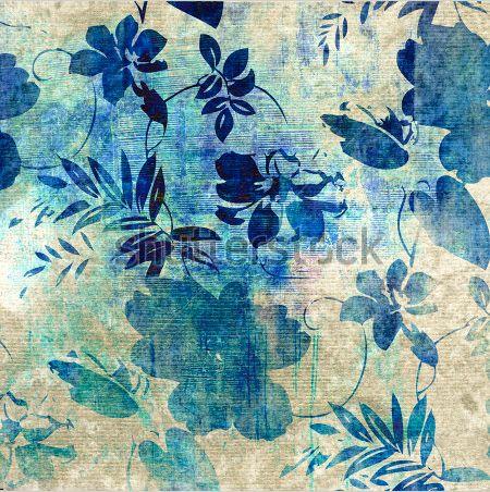 Watercolor Indigo.  Shutterstock artist Irina_QQQ http://www.shutterstock.com/pic.mhtml?id=45100384&src=lb-6756358