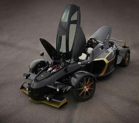 Futuristic Dream Cars
