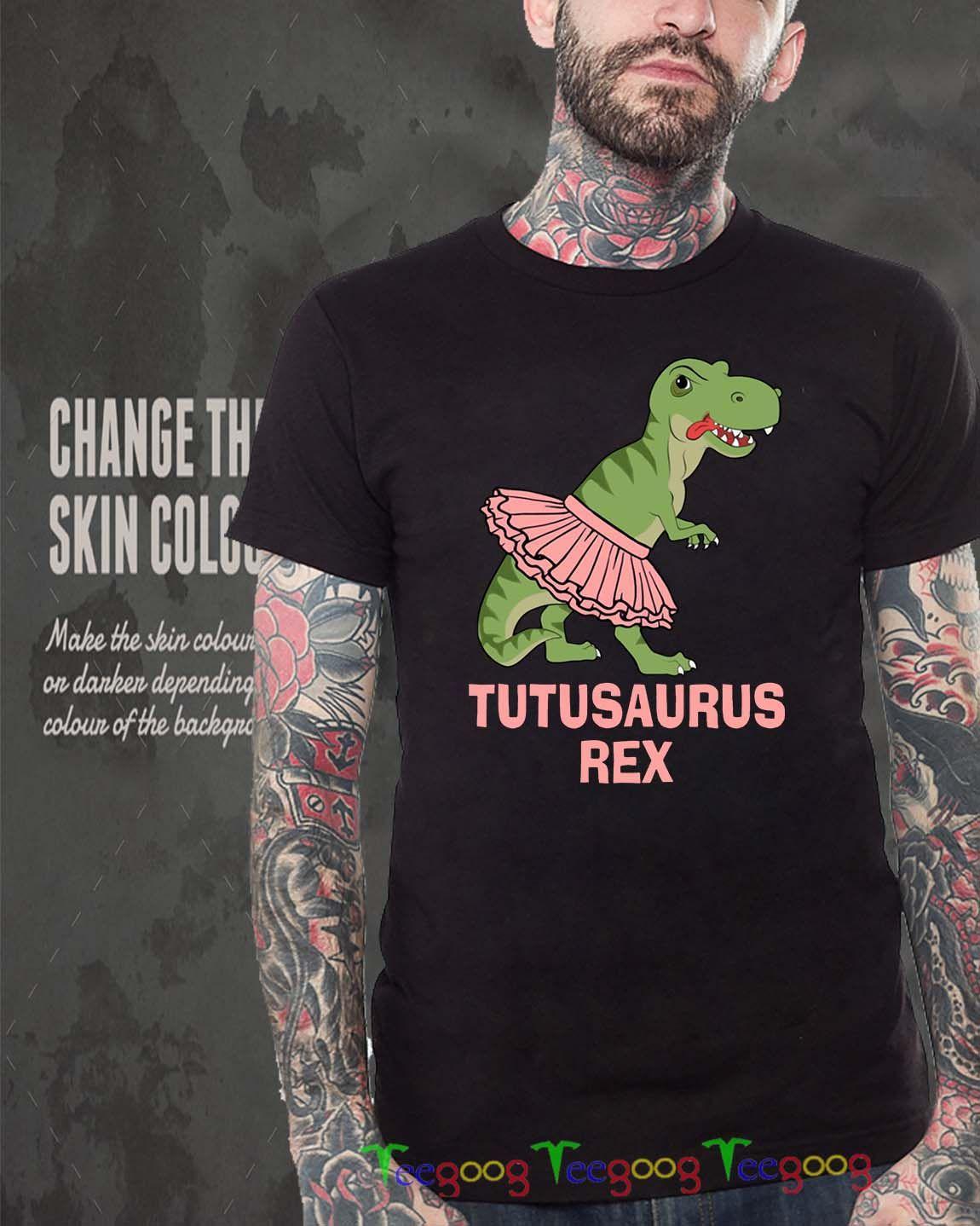 d08e0f06 Tutusaurus Rex Funny Dinosaur T-Rex Gift Shirt | TrendShirt ...