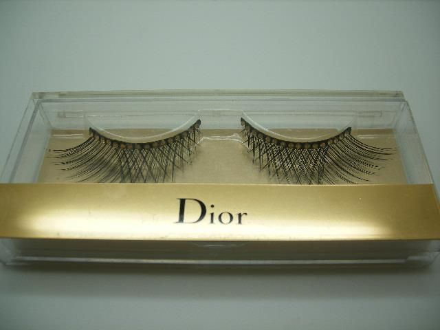 Dior New Grand Bal Faux Eyelashes Glue 002 Gold Crystals False