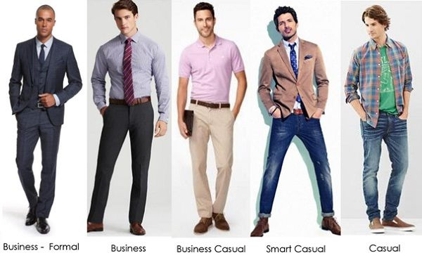 image result for silicon valley business casual