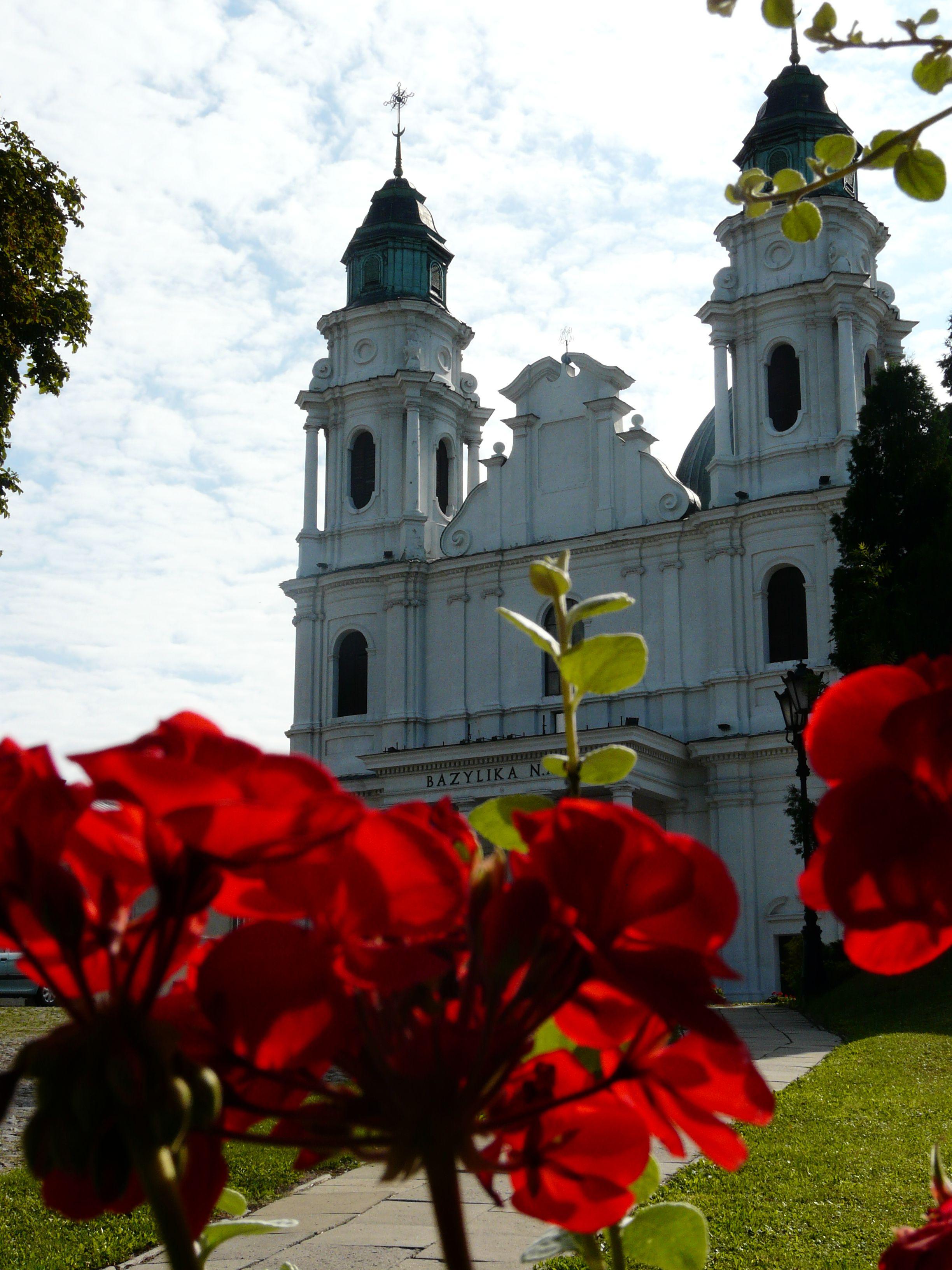 Sanktuarium Matki Bożej na Górze Chełmskiej, Chełm, Poland