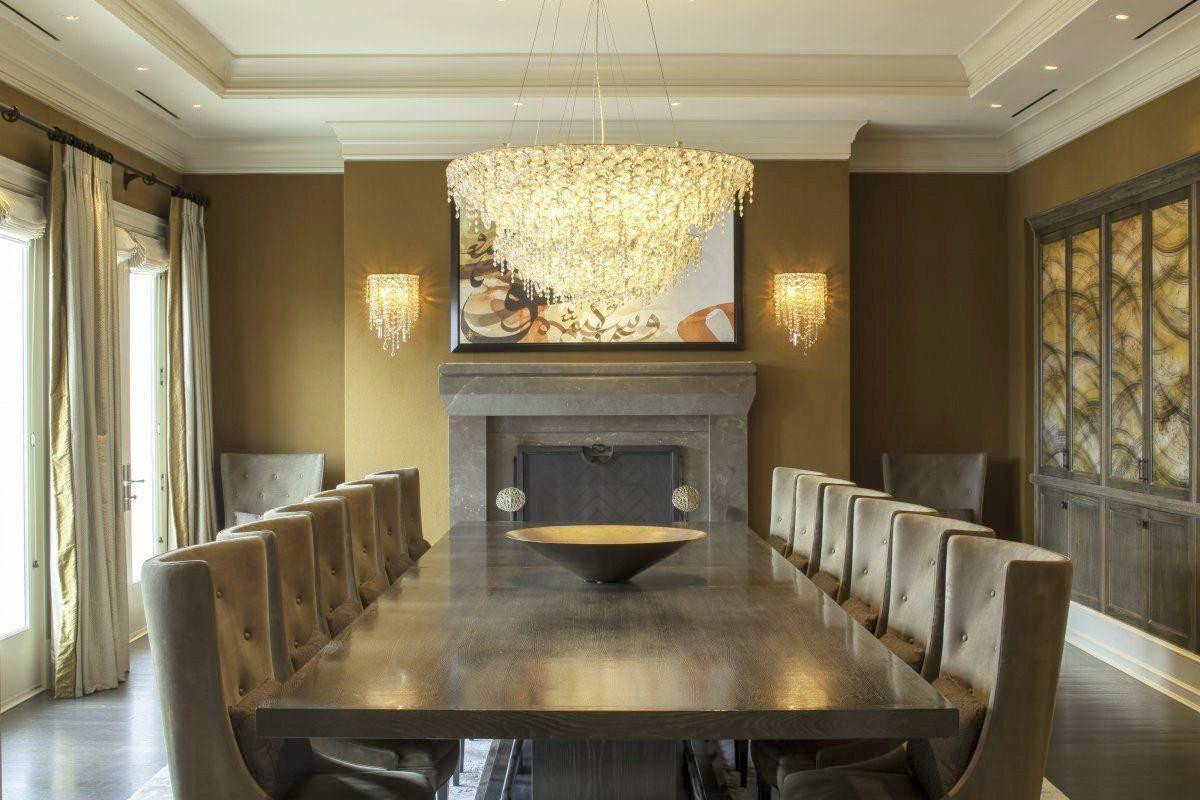 Potomac Mansion Formal Dining Room