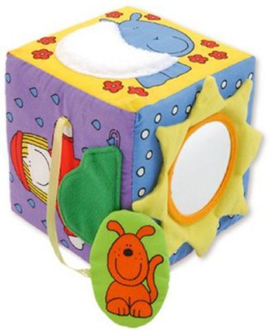 Soft Activity Cube Is A Perfect Educational And