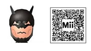 » Tomodachi Life Mii QR Codes For Celebrities, Video Game