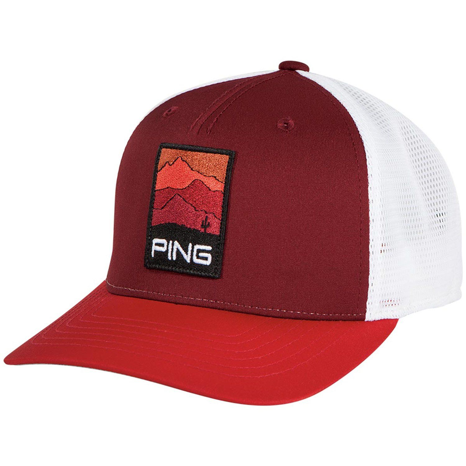 bee70e0be48 Men golf clothing ping mountain patch adjustable hat cap jpg 1500x1500 Ping  hats for men