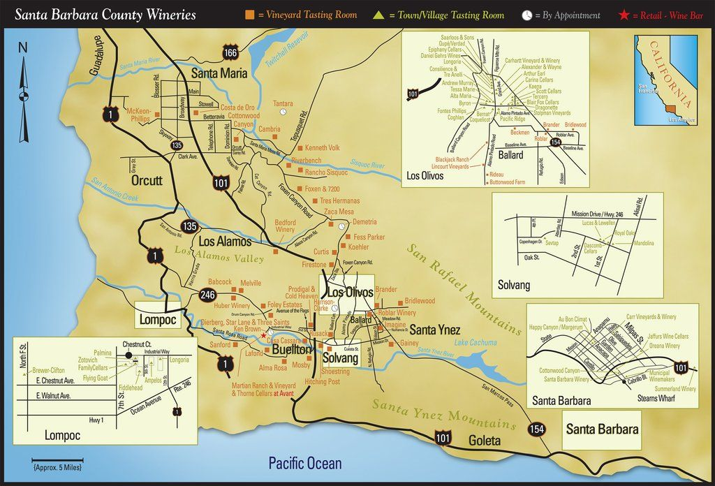 Santa Barbara County Wineries Map in 2019 | Santa barbara ... on lompoc wine trail map, amador wineries map, san ynez map, el dorado county wineries map, california ava map, sta rita hills appellation map, sonoma winery map, sonoma valley map, buellton wineries map, solvang map, augusta mo wineries map, best santa barbara wineries map, fair play wineries map, lompoc wineries map, monterey wineries map, los olivos map, napa valley wineries map, morro bay wineries map, santa rita hills map, montana state parks map,