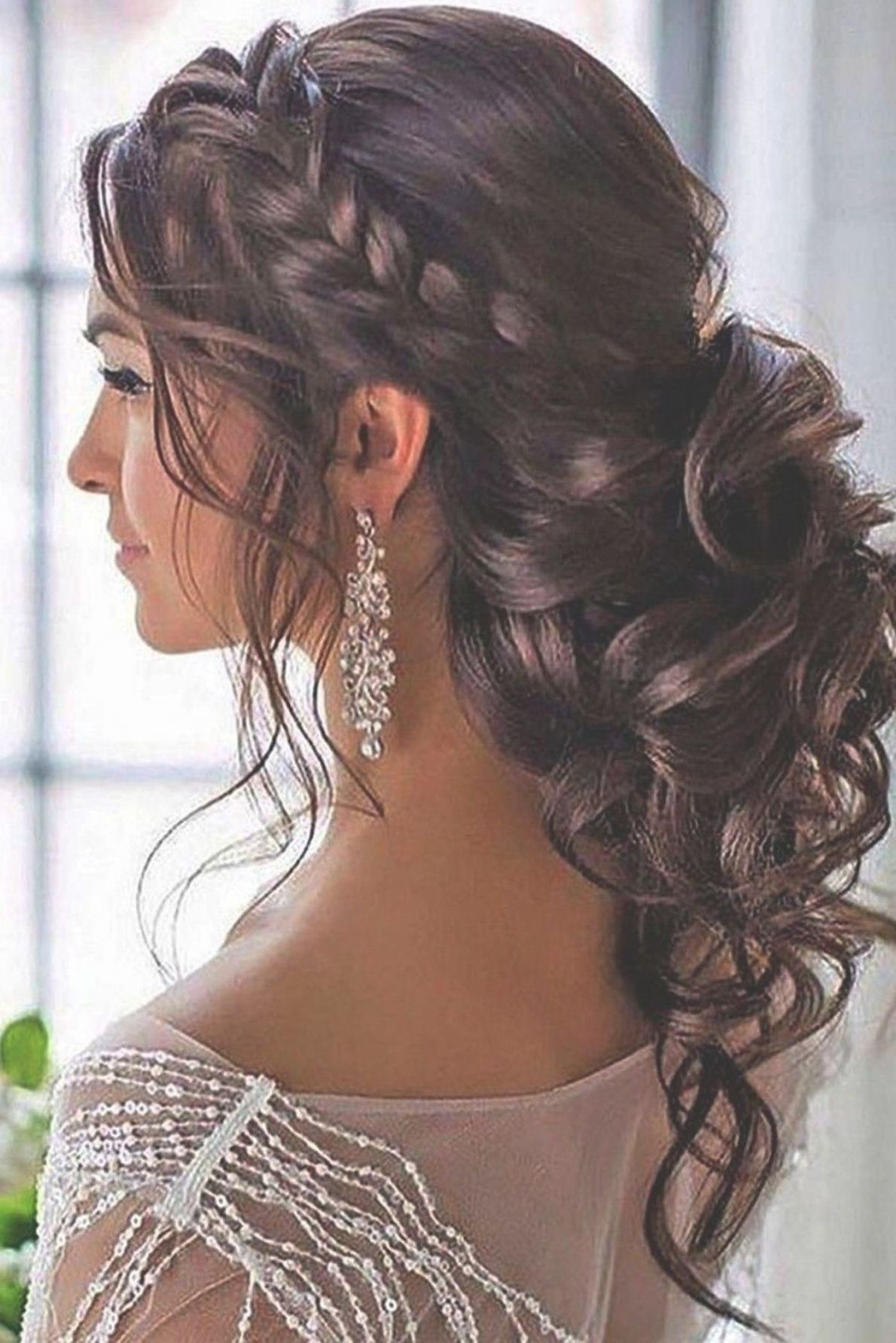 Pin On Simple Wedding Hairstyles