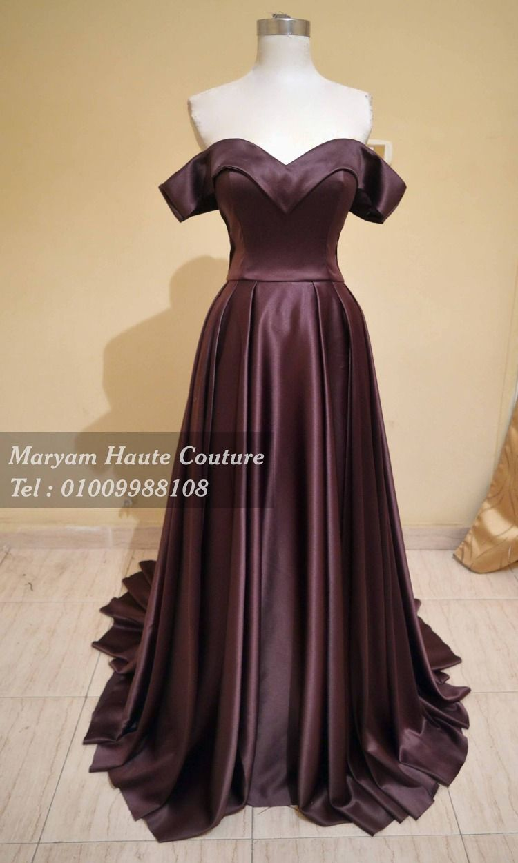 فساتين سواريه وسهرة Dresses Formal Dresses Formal Dresses Long