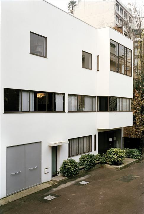fondation le corbusier buildings maisons la roche jeanneret le corbusier pinterest le. Black Bedroom Furniture Sets. Home Design Ideas