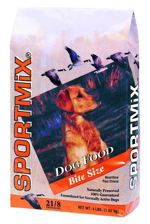 Sportmix bite size original recipe dry dog food 4pound