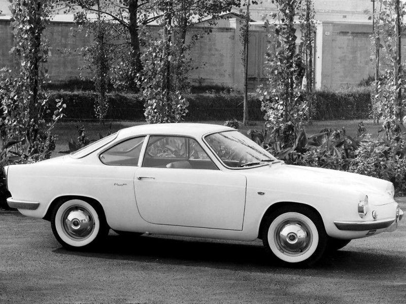 Fiat 850 Abarth Allemano Coupe Scorpione 1959 60 Coupe Fiat