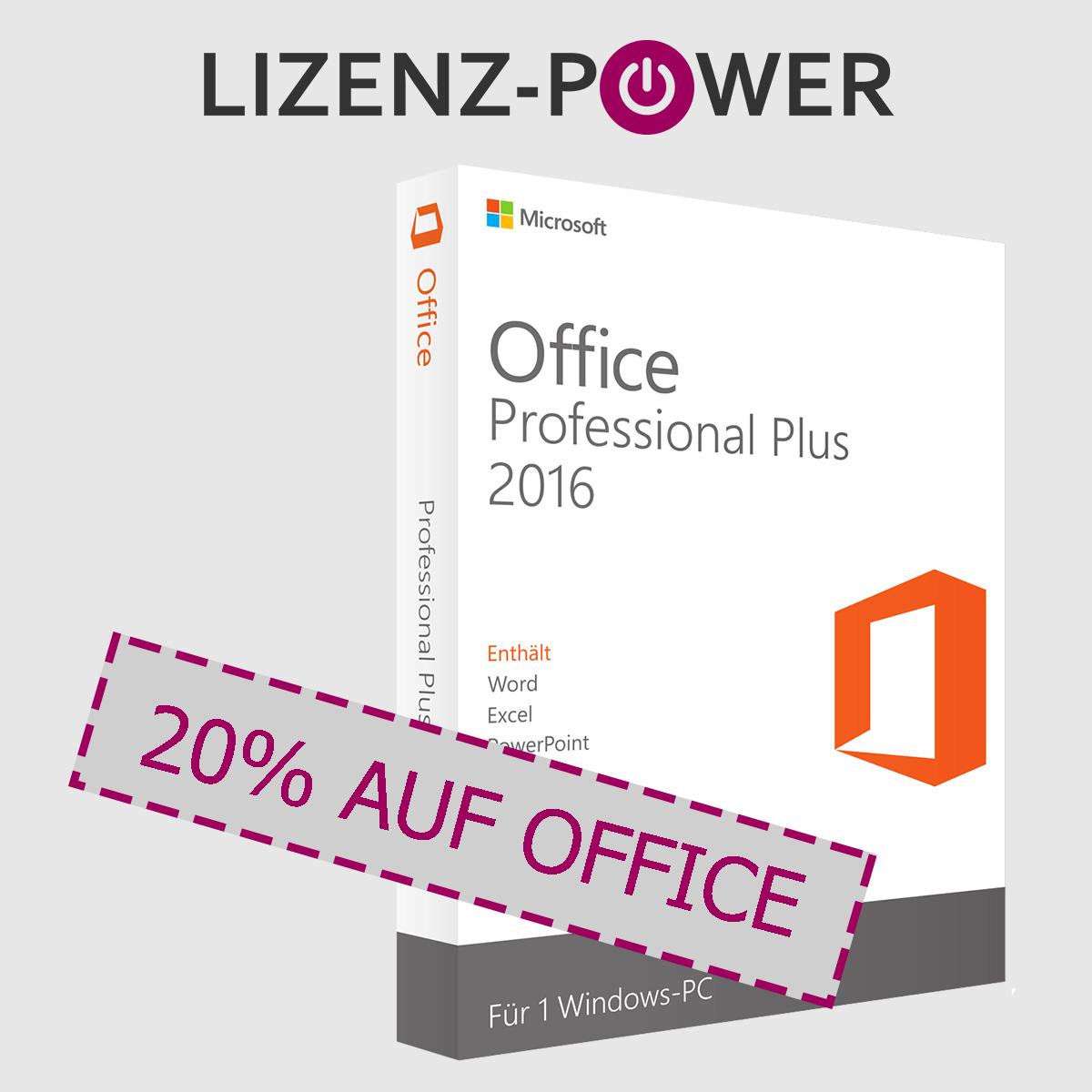 Sichern Sie Sich Jetzt 20 Auf Den Kauf Von Microsoft Office 2016 Pro Plus Microsoft Office Office Gutschein Code