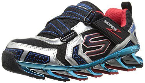 Skechers Kids Mega Blade 2.0 Z Strap Sneaker (Little KidBig