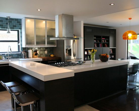 "Modern Kitchen Quartz Countertops white quartz countertops design used the 1/2"" thickness, but had"