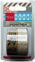 Paper tape - Birdcages - Kommer i august! - Global Hobby og Kunst